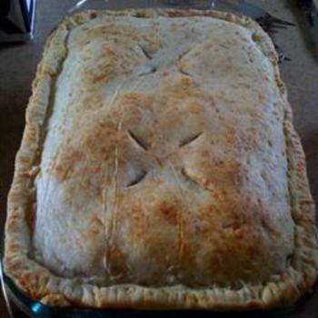 Veggie Pot PieVeggies Pots Pies, Pies Recipe, Maine Dishes, Vegetarian Pots, Pie Recipes, Pot Pies, Chicken Pots Pies, Dinner Tonight, Comforters Food