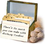 Apple Oatmeal Crumble by Archway Cookies