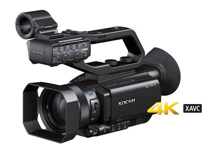 Sony PXW-X70/4K  Formato 4K XAVC-Long 4.2.0 a 8 bit e 60 Mbps tramite il wrapper per broadcast MXF In promozione fino al 31/01/2016 solo per utenti registrati! Info: https://www.adcom.it/it/ripresa-registrazione/camcorders-4k-4k-ready/1/sony-broadcast-pxw-x70-4k/p_n_14_341_2843_37622
