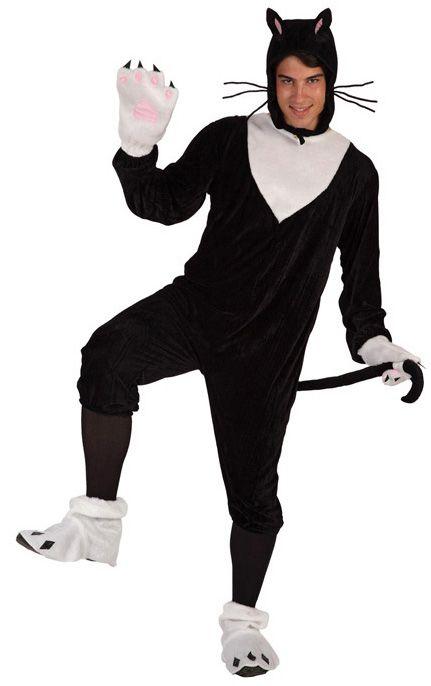 Katten pak voor volwassenen : Vegaoo Volwassenen Kostuums