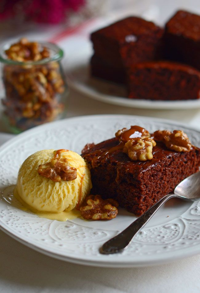 Ciasto czekoladowe łyżką mieszane w formie i w pół godziny gotowe - MniamMniam.pl
