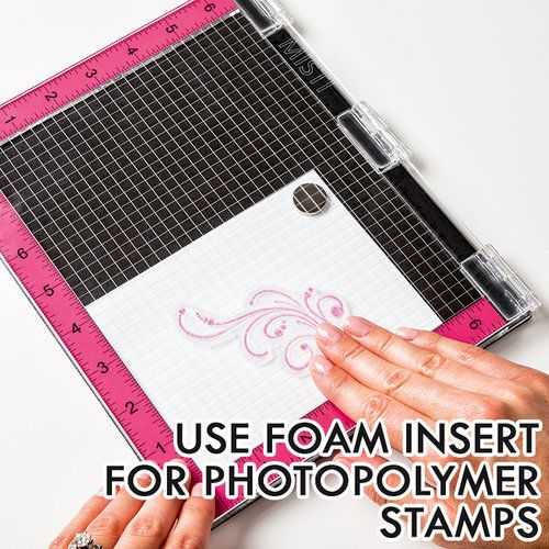MISTI Stamping Tool - The Most Incredible Stamp Tool Invented