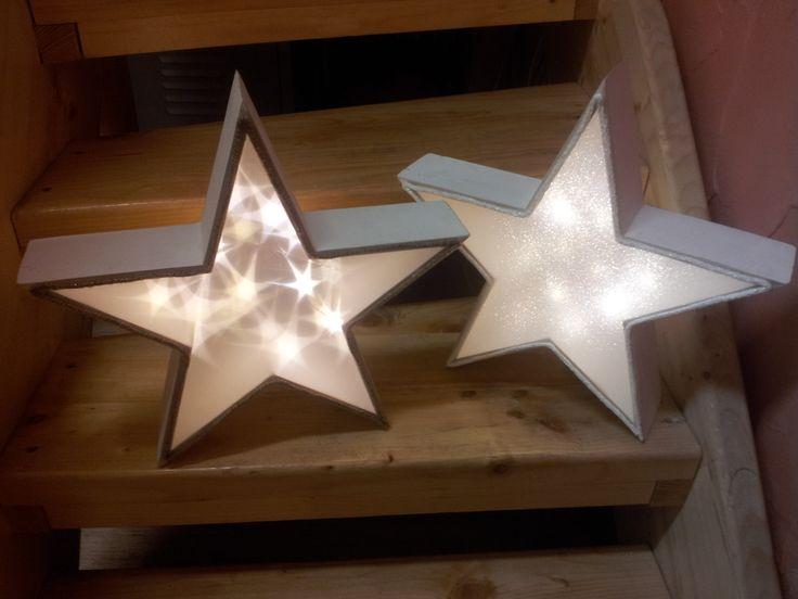 weihnachtssterne mit glimmerfolie 3d effektfolie selbst gebastelt der stern ist ein. Black Bedroom Furniture Sets. Home Design Ideas