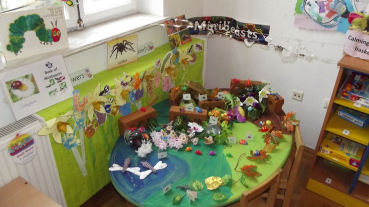 Minibeasts for School Years@ Acorns Nursery Bucharest