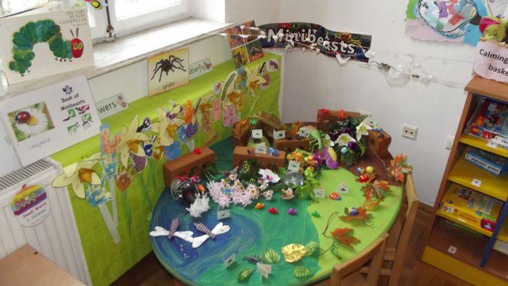 Minibeasts for School Years@ Acorns Nursery Bucharest