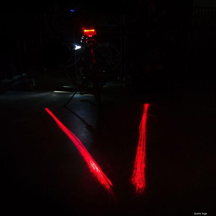 Verbessert die Sicherheit für Pedelec-Fahrer: Koga V-Light   Velostrom, Pedelec Online-Magazin