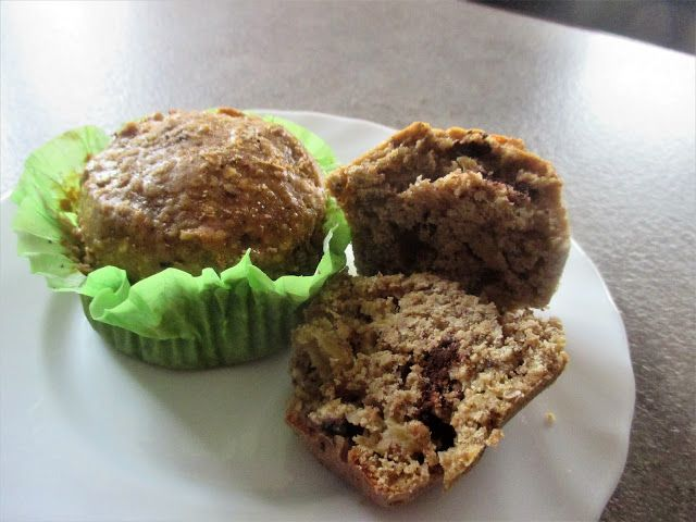 FORNELLI IN FIAMME: APPLES MUFFIN WITH OATS FLAKES (HEALTHY FOOD) - Mu...