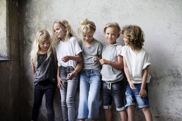 Our favorite #denim brand is back and we are soooo in love!! New SS17 collection by I dig Denim now available online and in store! #kidsjeans #idigdenim #kidsfashion