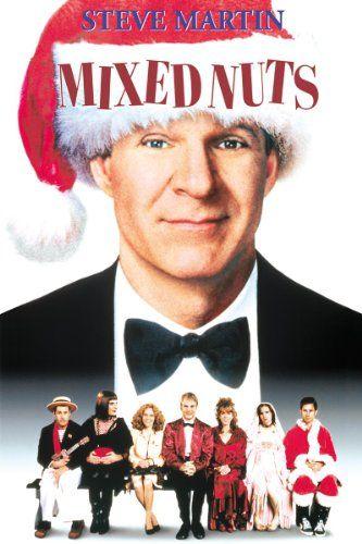 Steve Martin, Juliette Lewis, Liev Schreiber, Adam Sandler, Madeline Kahn, Anthony LaPaglia, and Rita Wilson in Mixed Nuts (1994)