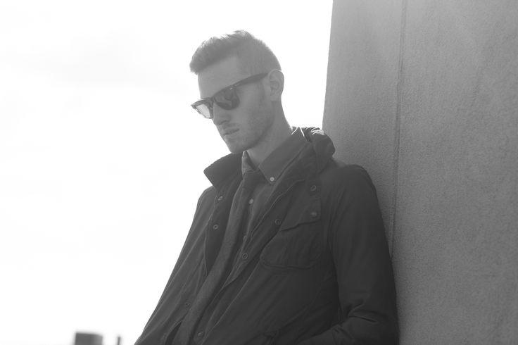 Classic in black and white.  Blake Ballard shot by Jamie Hopper.