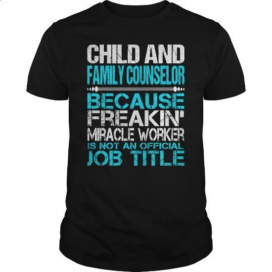 Awesome Tee For Child And Family Counselor - #men hoodies #pullover hoodie. BUY NOW => https://www.sunfrog.com/LifeStyle/Awesome-Tee-For-Child-And-Family-Counselor-123375492-Black-Guys.html?60505