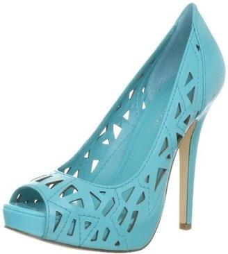 ShopStyle: BCBGeneration Women's Landee Peep-Toe Pump: Amazon Com, Landee Peep Toe, Blue Shoes, Pumps, Bcbgeneration Landee, Peep Toe Pump Cali, Fancy Shoes, Women S Landee