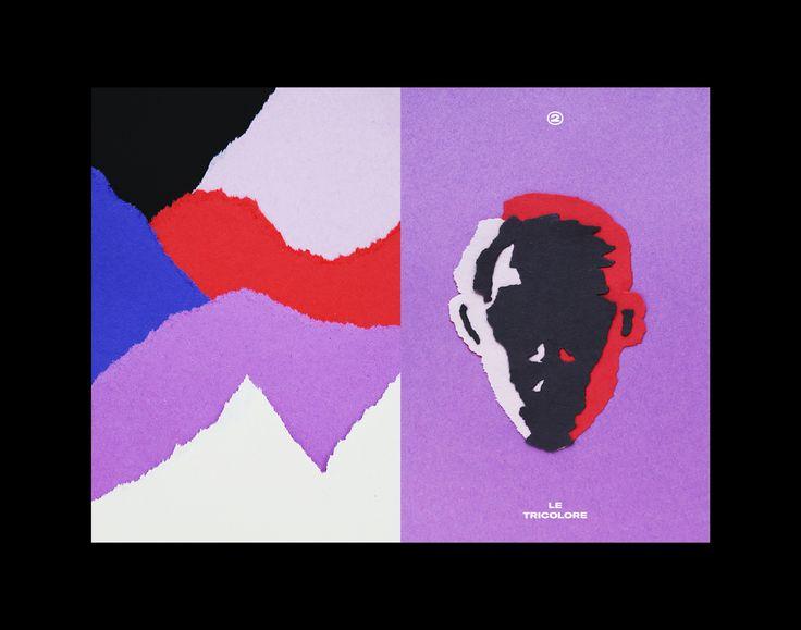 Ознакомьтесь с этим проектом @Behance: «Ripped Paper Illustration» https://www.behance.net/gallery/47176373/Ripped-Paper-Illustration