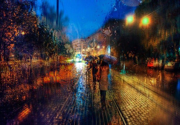Питерский фотограф делает фотографии, похожие на картины | RUS2WEB Русский фотограф из Санкт-Петербурга Эдуард Гордеев потряс весь мир своими фотографиями. Он любит снимать любит снимать городские пейзажи в дождь. Мягкие капли дождя, размытые цвета, рассеянный свет позволяют ему делать фотографии, больше похожие на работы художников-импрессионистов. Предлагаем вам насладиться его работами.