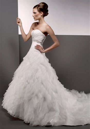12 best images about pick up style wedding dresses on for Maggie sottero grace kelly wedding dress