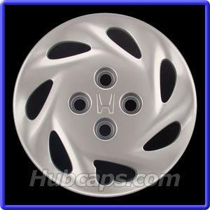 Honda Del Sol Hub Caps, Center Caps & Wheel Covers - Hubcaps.com #Honda #HondaDelSol #DelSol #HubCaps #HubCap #WheelCovers #WheelCover