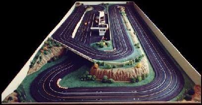 HO Slot Car Racing - HO Slot Car