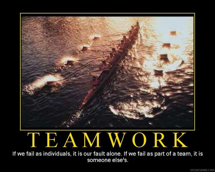 demotivators teamwork - Google Search   demotivators   Pinterest ...