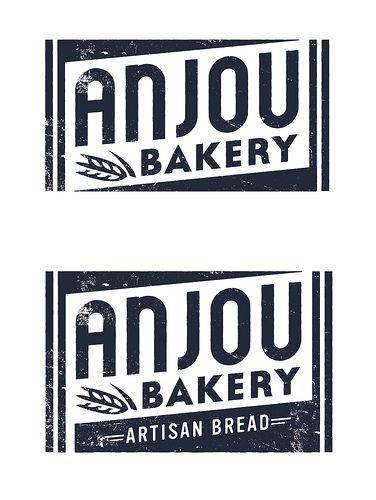 Anjou Bakery logo by super_furry, via Flickr