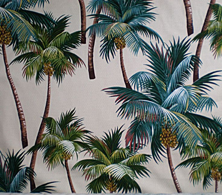 Polynesian Designs - Tropical  Shower Curtain Waikiki Palm , $70.00 (http://www.polynesiandesigns.com/tropical-shower-curtain-waikiki-palm/)