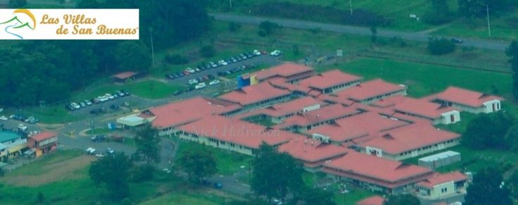 Hospital de Osa Aerial View. The #costarica #healthcare facility is 80,000 square feet in size and offers the following services:  24 hour emergency room 24 hour pharmacy X-ray General surgery Laboratory Orthopedic Pediatrics Gynecology  Five minutes from Las Villas de San Buenas.
