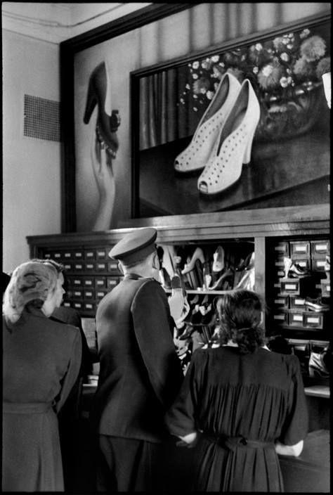 Henri Cartier-Bresson / USSR / 1954 / Moscow / Leningrad / Magnum Photos)Дом-музей Михаила Пришвина в Дунине - Фото