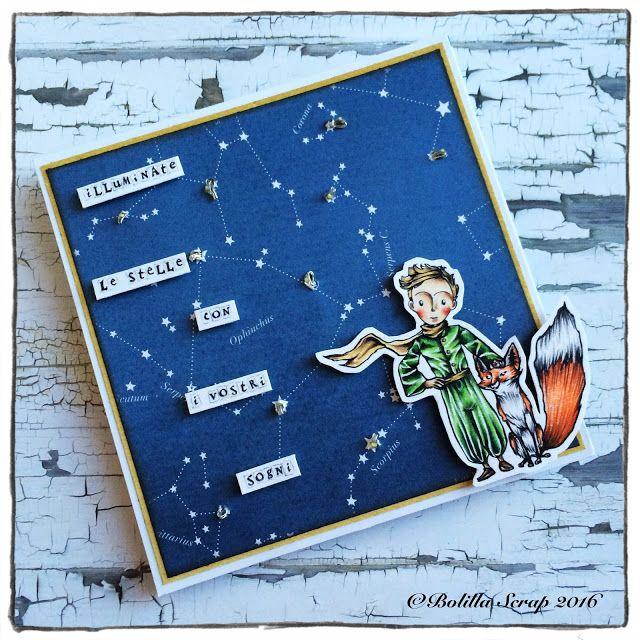 Bolilla Scrap: ...Le Petit Prince...