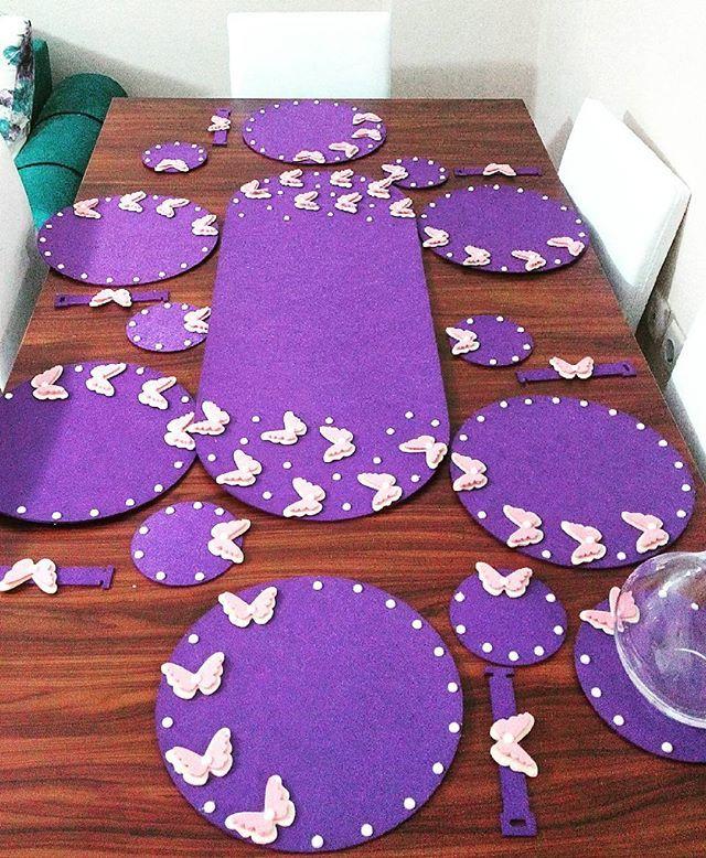 İncili Servis takımımız Müşterimizin açık renkli masasında çok daha güzel duracaktır...iyi günlerde kullansın..