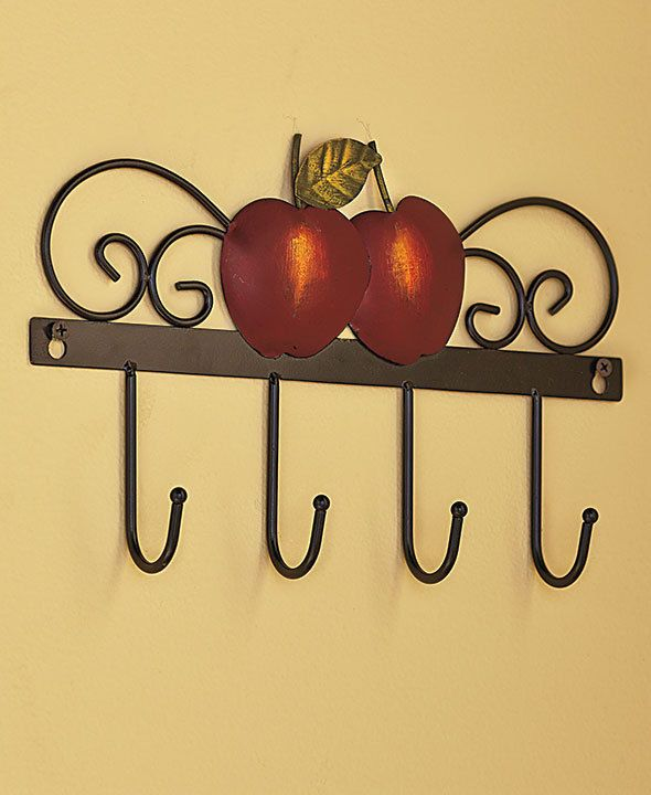 240 best Apple Decorations images on Pinterest | Kitchen ideas ...