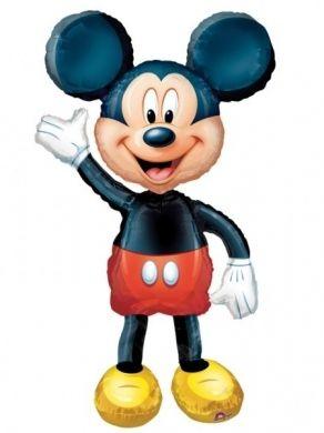 Wielki balon Myszki Mickey