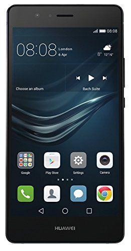 Huawei P9 Lite Smartphone Débloqué 4G [Version France] Noir: Appareil frontal 8 Mpx, appareil photo principal 13 Mpx 3Go de RAM Capteur…