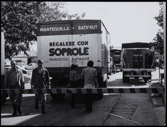CADA (Colectivo de Acciones de Arte) {Raúl Zurita; Fernando Balcells; Diamela Eltit; Lotty Rosenfeld; Juan Castillo},1979