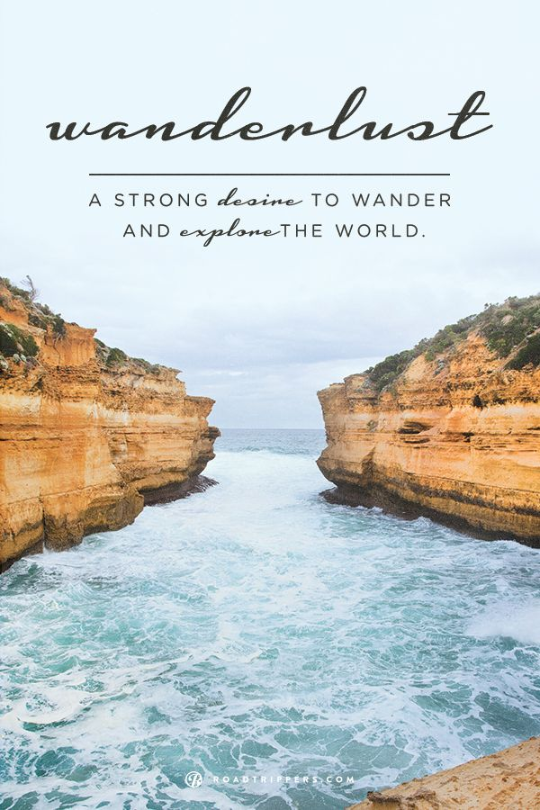 We want to see the world! #wanderlust #travel