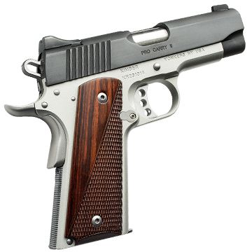 Kimber Pro Carry II Two Tone 1911 45 3200320