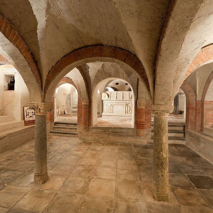 Cattedrale di Santa Maria Assunta a Ivrea (To) - Info su storia, arte, liturgia e devozione sul sito web del progetto #cittaecattedrali