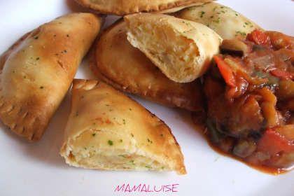 Empanadillas de Tortilla de Patatas( Horno)