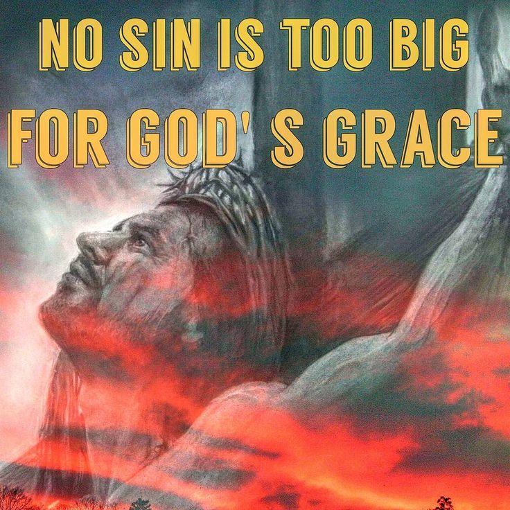 xaoa/Ρωμαίους 5:20/..Κι όπου η αμαρτία φάνηκε στο αληθινά τρομακτικό της μέγεθος,εκεί η χάρη του Θεού την υπερκάλυψε με το παραπάνω./Romans 5:20'But where sin abounded,grace abounded much more'