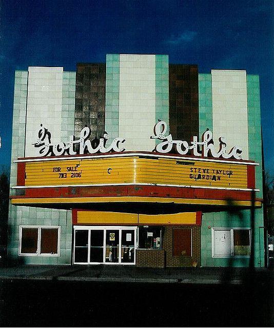 Gothic Theater  - Denver, Colorado