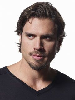 "Joshua Morrow....""Nick Newman from Y&R"