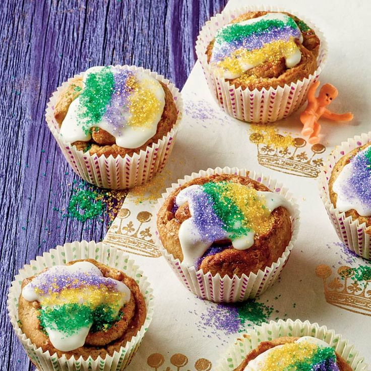 Every good Mardi Gras party ends with a king cake, which traditionally holds a baby figurine inside that represents the Christ child....