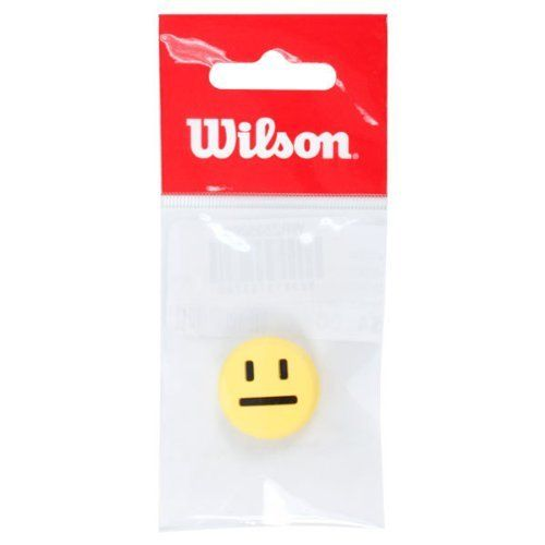 Wilson Emotisorbs Single Pack, Straight Face by Wilson. Save 25 Off!. $2.99. Decrease shock and give your racquet some personality with Wilson Emotisorb Dampeners