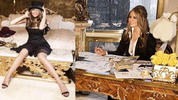 Melania Trump Net Worth 2016? Melania Trump model!!!