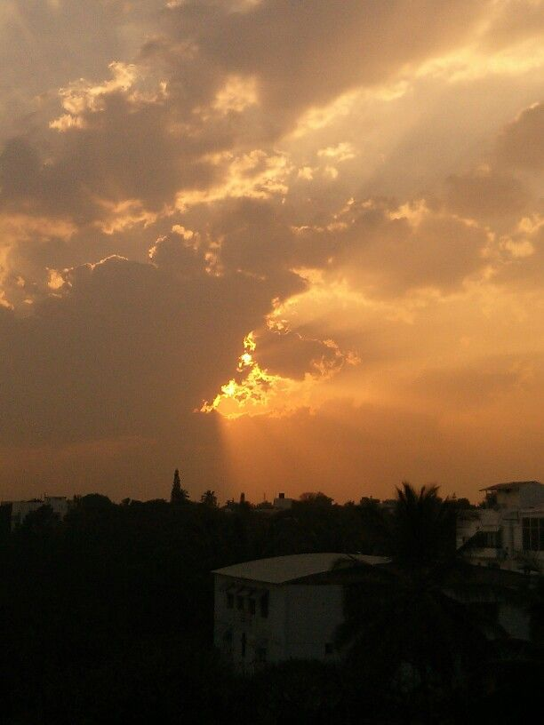 Beautiful evening
