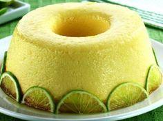 O Pudim de Limão Chic é uma sobremesa econômica e deliciosa para você servir aos seus amigos e familiares. Faça e surpreenda a todos com essa receita. Veja
