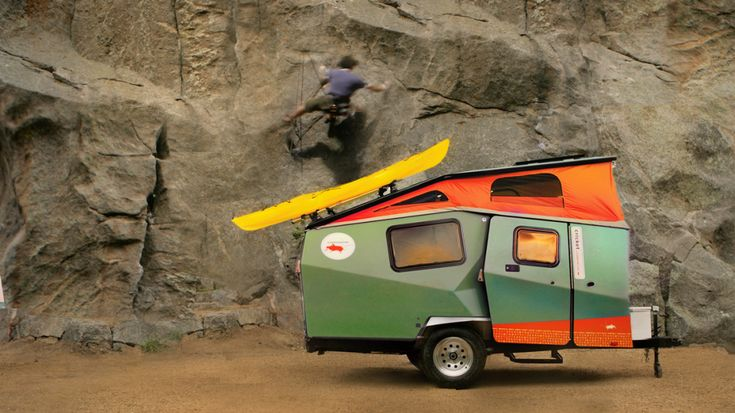 10 of the coolest campers you've ever seen (and actually exist) - Outdoorsy