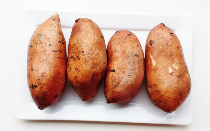 '3 easy ways to prepare your sweet potatoe. Awesomeness guaranteed!'  http://www.runninglau.com/awesomesweetpotato/