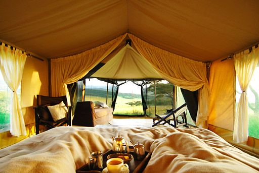 Glamping in Britain :: Europe/Middle East :: Rough Guides Travel