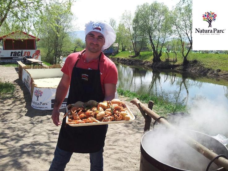 Sarbatoare culinara de 1 Mai.   www.naturaparc.ro