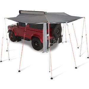 Rhino-Rack 31117 Foxwing Eco 2.1 Awning for Rhino Roof Racks