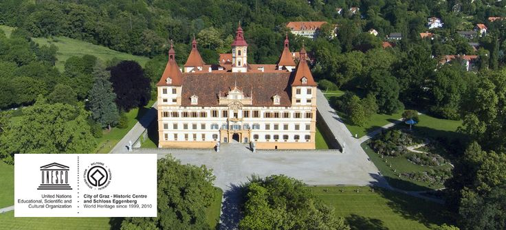 A FINE PALACE WORTH YOUR VISIT  EGGENBERG PALACE IN GRAZ, STYRIA
